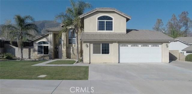 Single Family Home for Sale at 2994 Briarwood Drive San Bernardino, California 92407 United States