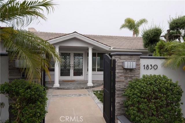 1830 Galaxy Drive, Newport Beach, CA, 92660