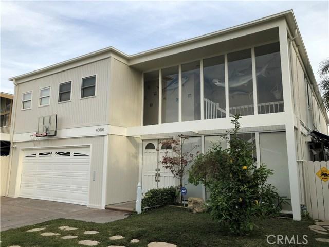 4006  Humboldt Drive, Huntington Harbor, California