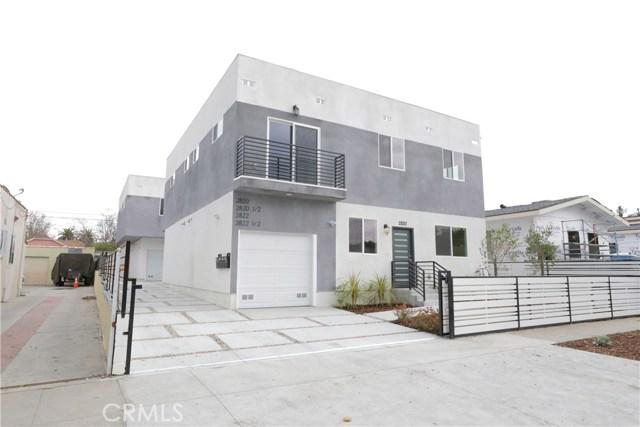 2822 S Cloverdale 1/2, Los Angeles, CA 90016