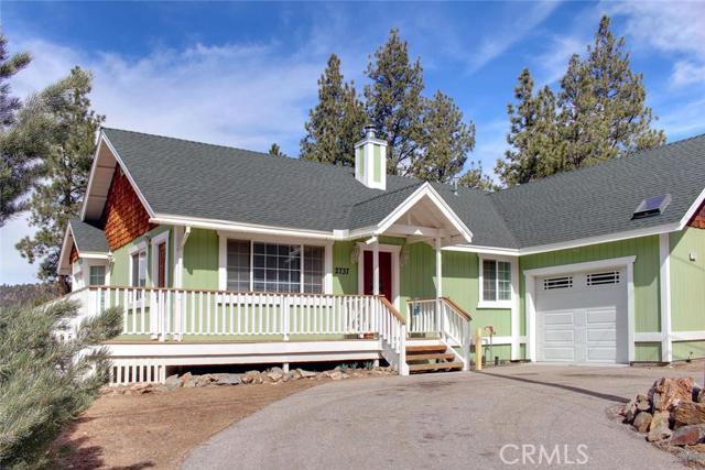 2737 Cedar Lane Big Bear CA  92314