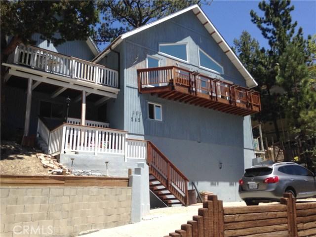 585 Silvertip Drive, Big Bear, CA, 92315