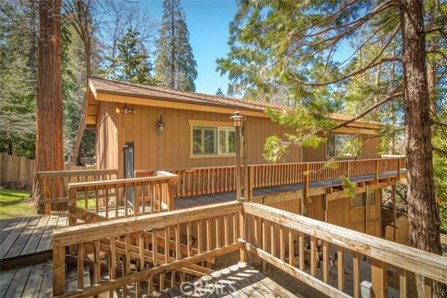 Single Family Home for Sale at 28952 Cedar Terrace Cedar Glen, California 92352 United States