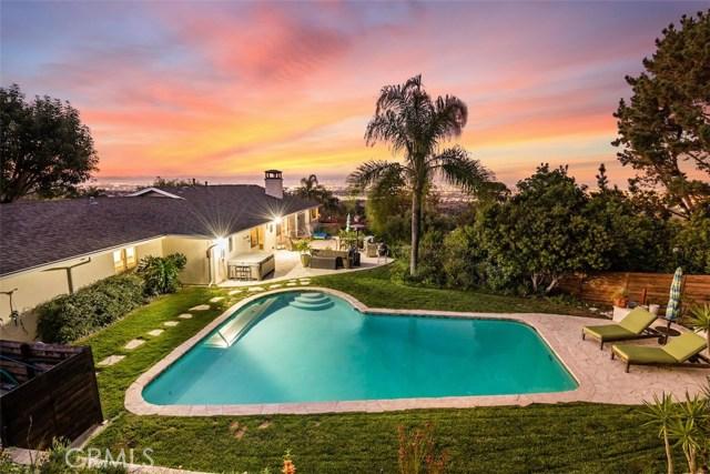 27330 Rainbow Ridge Road, Palos Verdes Peninsula, California 90274, 4 Bedrooms Bedrooms, ,4 BathroomsBathrooms,Single family residence,For Sale,Rainbow Ridge,PV20059673