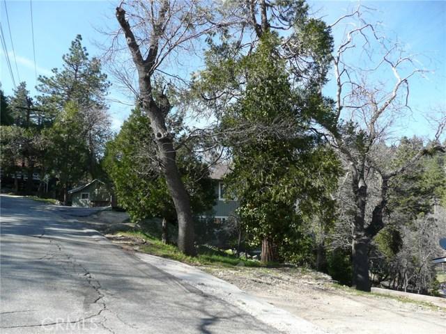 0 Lake Drive Crestline, CA 92325 - MLS #: EV17160163
