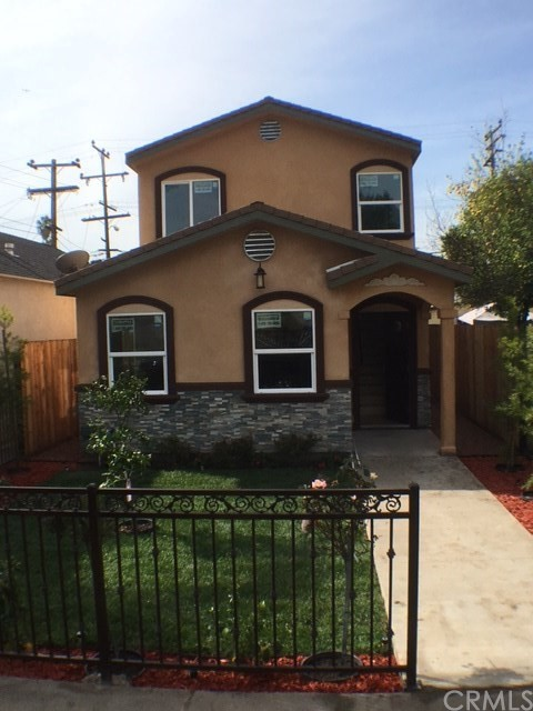 Single Family Home for Sale at 4906 Nobel Street Commerce, California 90040 United States