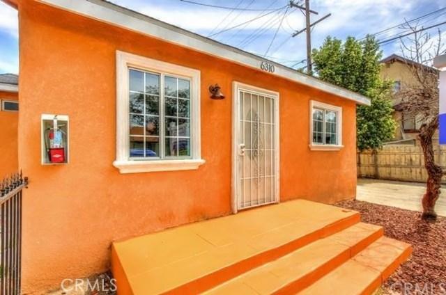 6310 PASSAIC ST Huntington Park, CA 90252 - MLS #: DW17130290