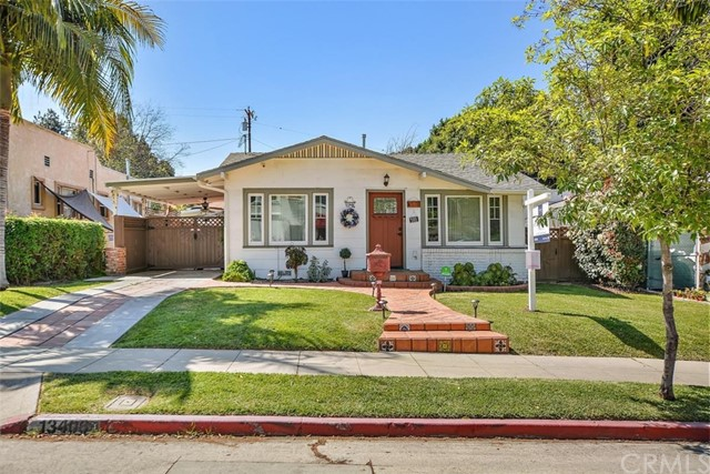 13406 Sunset Drive Whittier, CA  90602
