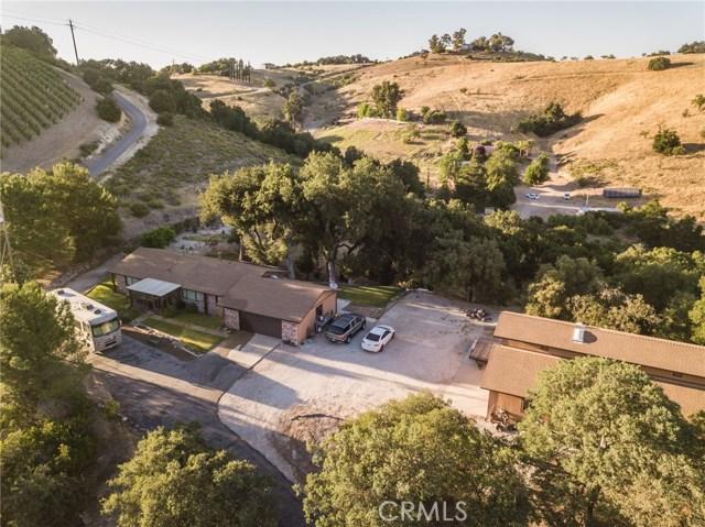 2075  Cielo Vista Road, Paso Robles, California