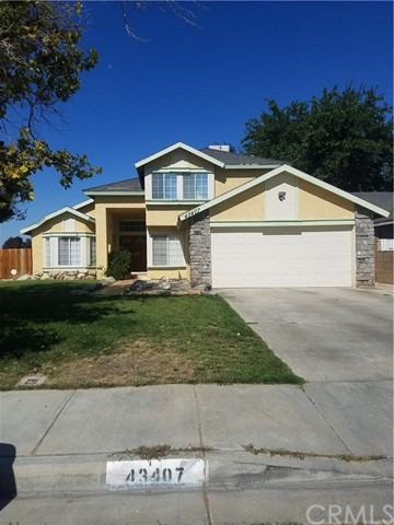 43407 Jennifer Lane, Lancaster, CA, 93535