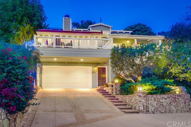 1754 Rim Rock Canyon Road, Laguna Beach CA 92651