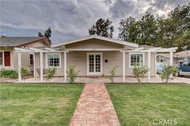 Single Family Home for Sale at 324 Florence Avenue E La Habra, California 90631 United States