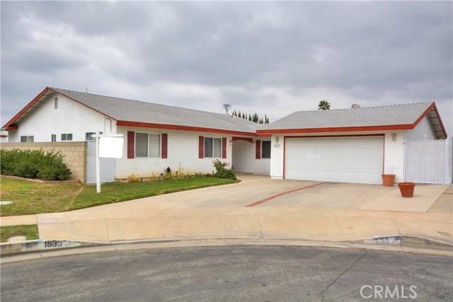 1833 S Raleo Avenue Rowland Heights, CA 91748 TR17217561