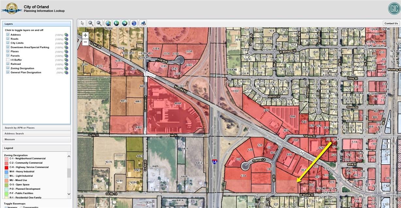0 Ninth St., Frances lane & Walker St. Orland, CA 95963 - MLS #: CH17177535