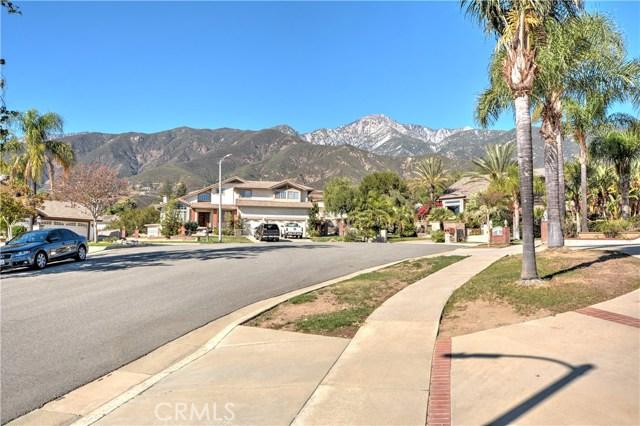 5291 Ozark Mountain Place Alta Loma, CA 91737 - MLS #: CV17243092