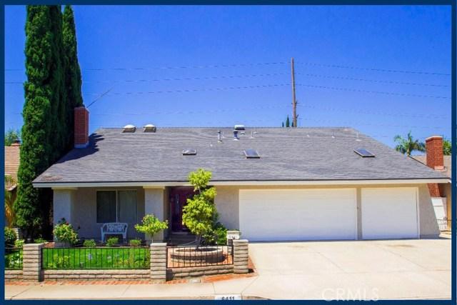 6411 Glendale Drive, Yorba Linda, California