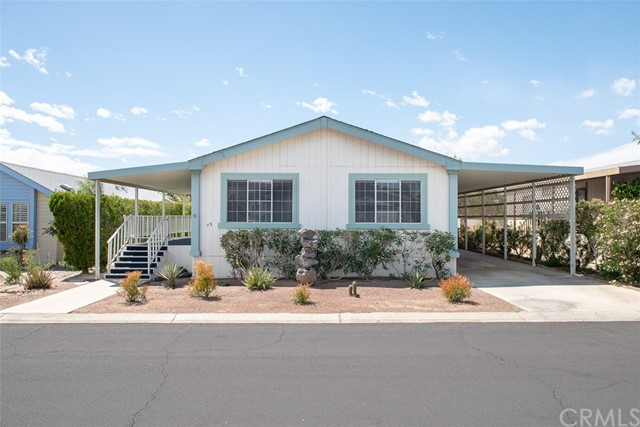 Detail Gallery Image 1 of 61 For 15300 Palm Dr #73,  Desert Hot Springs,  CA 92240 - 2 Beds | 2 Baths