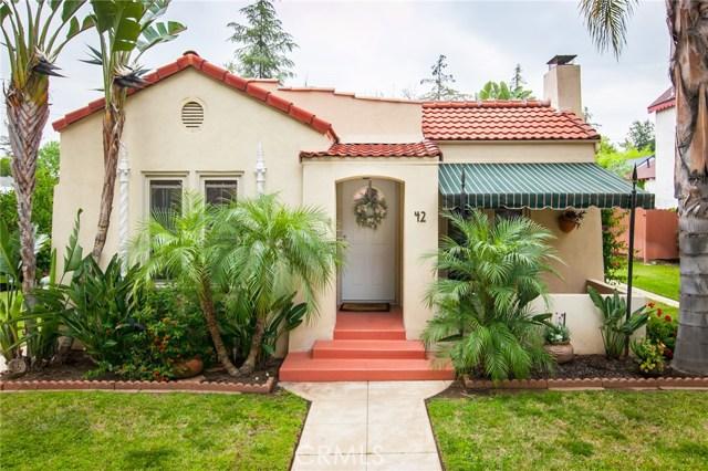 42 N Buena Vista Street, Redlands, CA 92373