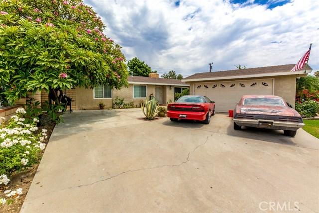 1264 N Monterey Street Anaheim, CA 92801 - MLS #: CV17162368