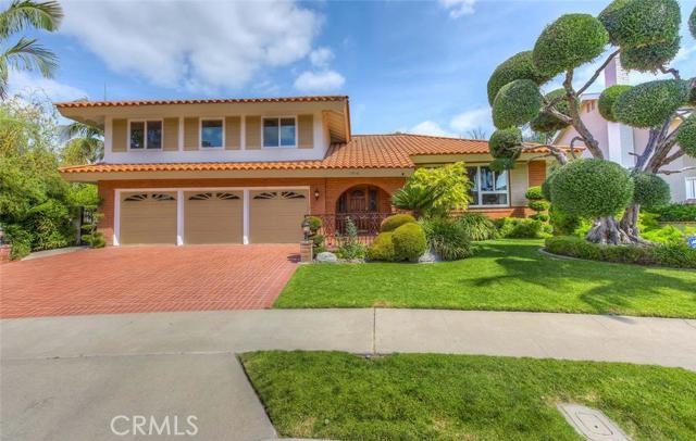 Single Family Home for Sale at 1916 North Warbler St 1916 Warbler Orange, California 92867 United States