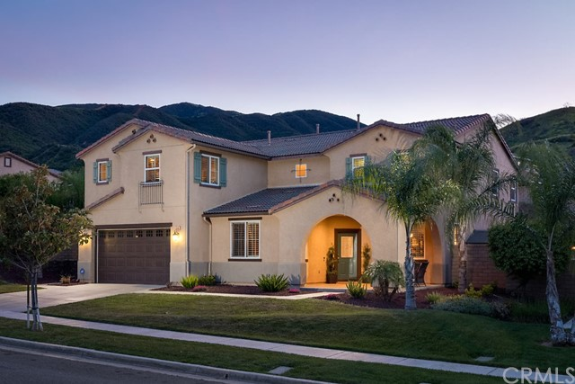 One of Corona Homes for Sale at 3586  Elker Road, 92882