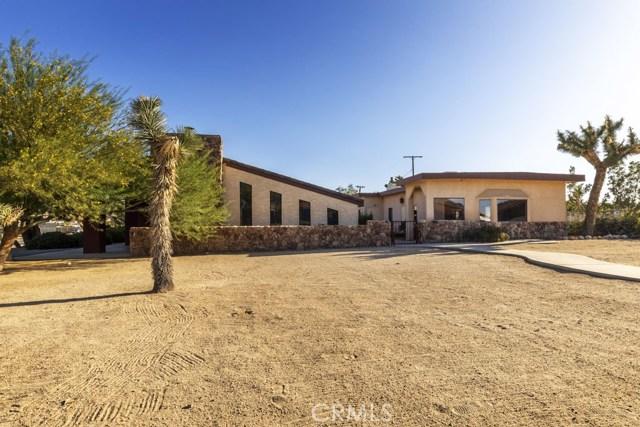 56039 Santa Fe, Yucca Valley, CA 92284 Photo