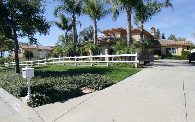 Single Family Home for Sale at 5508 High Meadow Place Alta Loma, California 91737 United States