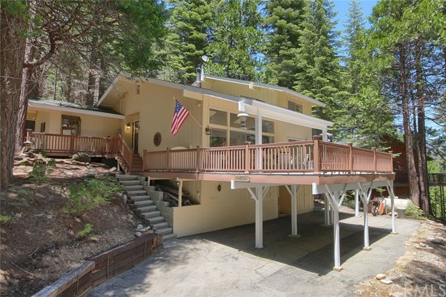 Single Family for Sale at 1175 Silvertip Fish Camp, California 93623 United States