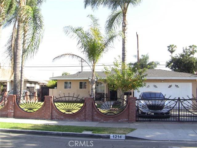 1214 E Kenwood Avenue Anaheim, CA 92805 - MLS #: DW17119108