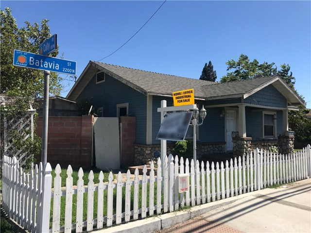 One of Gated Orange Homes for Sale at 2283 N Batavia Street