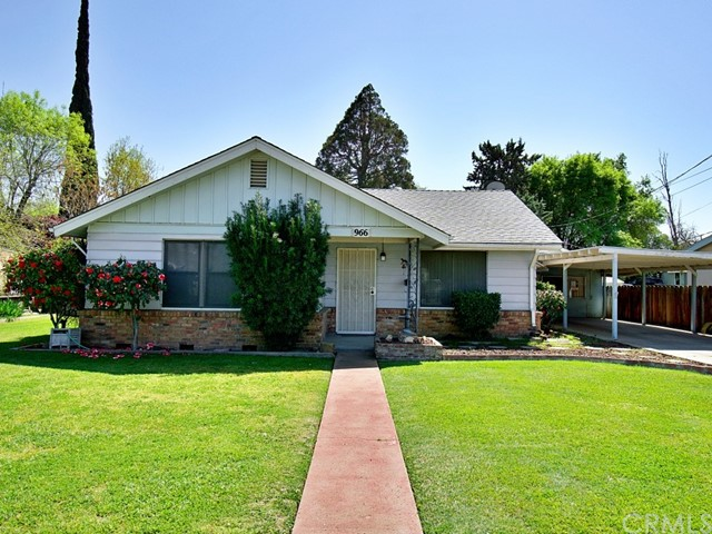 Detail Gallery Image 1 of 1 For 966 E Alexander Ave, Merced,  CA 95340 - 3 Beds | 2 Baths