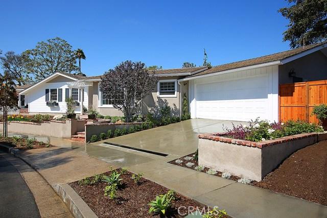 Single Family Home for Rent at 554 Hazel Drive Corona Del Mar, California 92625 United States