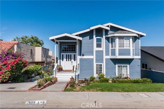 1909 Belmont Lane A  Redondo Beach CA 90278
