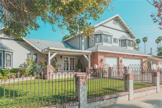 Single Family Home for Sale at 4766 Central Avenue Riverside, California 92506 United States
