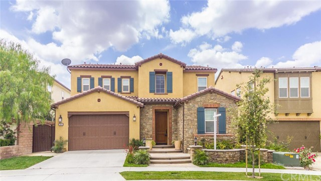 Single Family Home for Sale at 2610 East Temblor Ranch St 2610 Temblor Ranch Brea, California 92821 United States