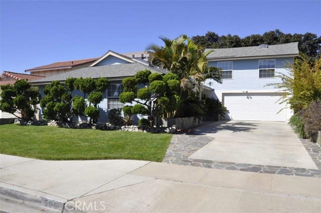 506 Traverse Drive Costa Mesa, CA 92626 - MLS #: OC17185657
