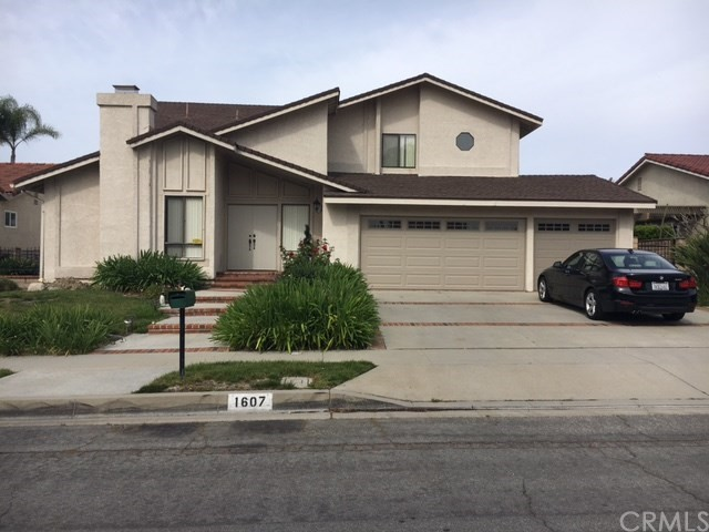 Single Family Home for Rent at 1607 Fairgreen Drive Fullerton, California 92833 United States