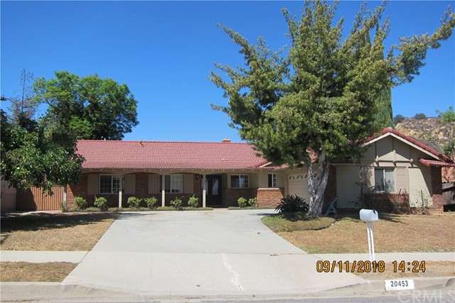 20453  Seton Hill Drive, Walnut, California