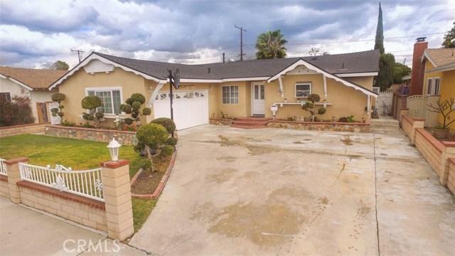 712 Roanne Street, Anaheim, CA, 92804