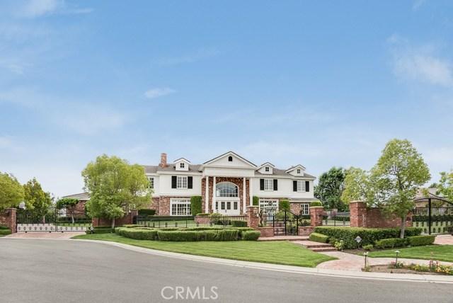 Casa Unifamiliar por un Venta en 5 Willow View Lane Coto De Caza, California 92679 Estados Unidos