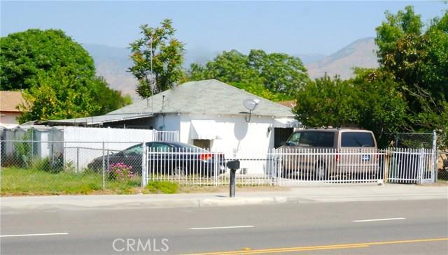 Single Family Home for Sale at 25482 9th Street San Bernardino, California 92410 United States