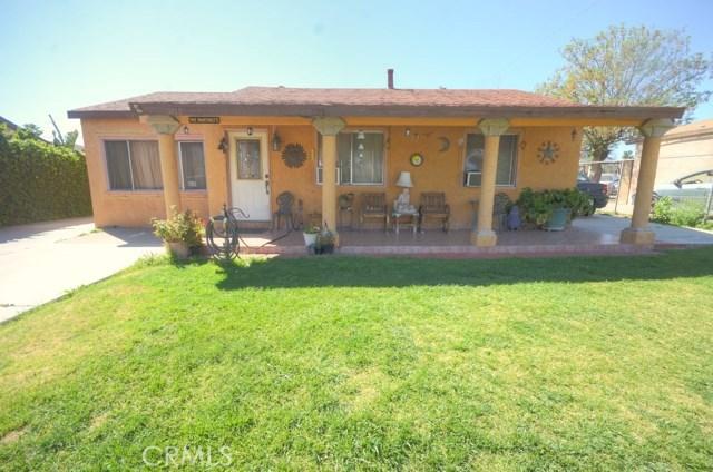 Single Family Home for Sale at 3032 Pennsylvania Avenue N San Bernardino, California 92407 United States