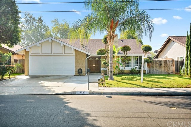 21052  Lycoming Street, Walnut in Los Angeles County, CA 91789 Home for Sale