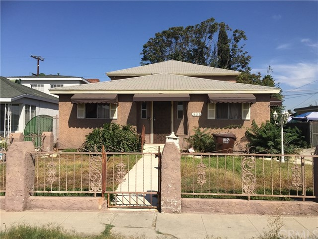 831 W 134th Place Compton, CA 90222 is listed for sale as MLS Listing PW17013496