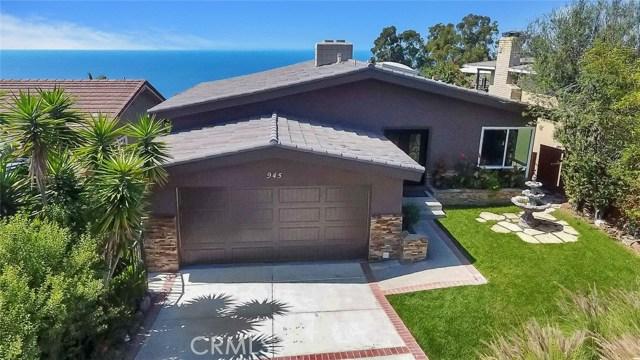 945 Katella Street, Laguna Beach, CA, 92651