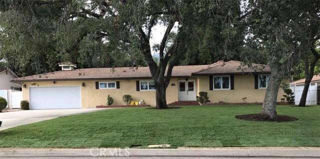 1017 Catalpa Road, Arcadia, CA, 91007