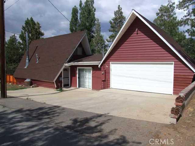40181 Narrow Lane Big Bear CA  92315