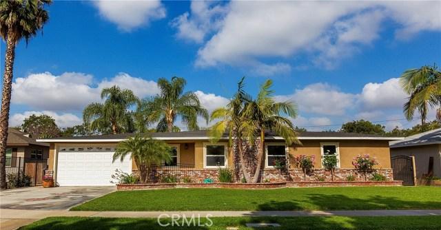 545 Sherwood Drive, Anaheim, CA, 92805