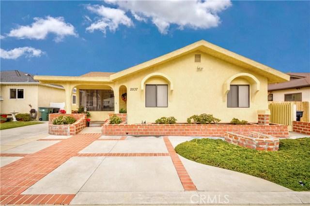 2537 Sierra Street, Torrance, California 90503, 4 Bedrooms Bedrooms, ,2 BathroomsBathrooms,Single family residence,For Sale,Sierra,SB20258883