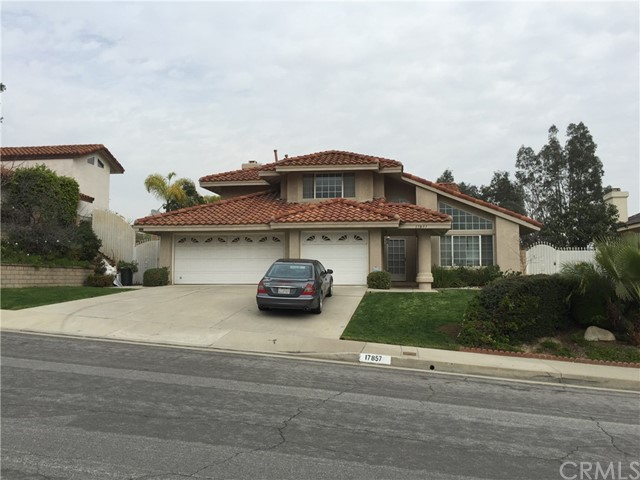 Single Family Home for Rent at 17857 Crimson Crest Drive Rowland Heights, California 91748 United States